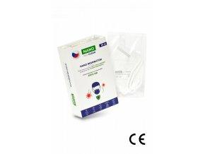 10x FFP2 respirator NANO MEDCLEAN 2
