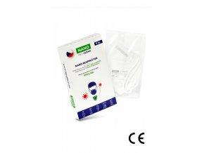 5x FFP2 respirator NANO MEDCLEAN 2