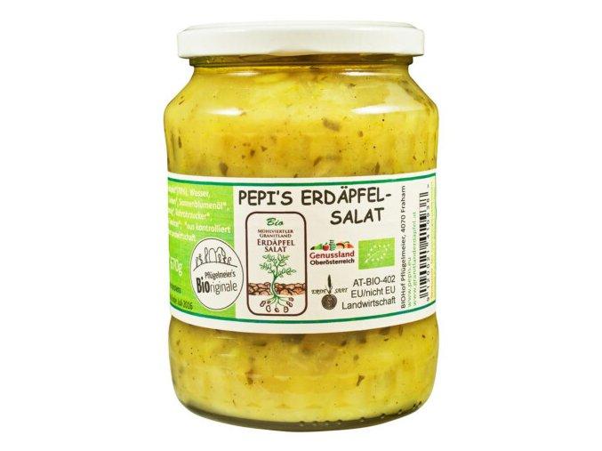 bramborovy salat vegan