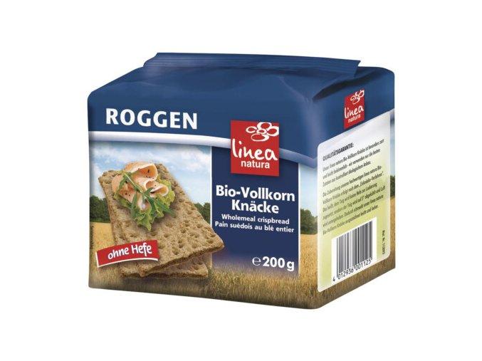 Roggen Vollkorn Knäcke 200 g