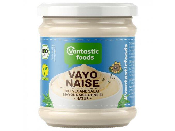 BIO majonéza vegan bez vajec 225ml Vayonaise