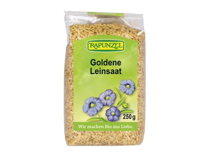 BIO lněné semínko zlaté 250g