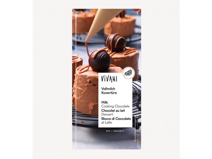 mlecna cokolada na vareni vivani