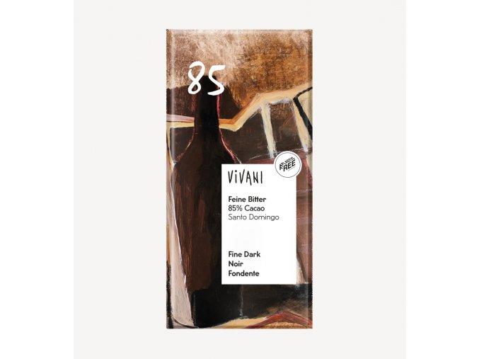 horka cokolada 85 vivani