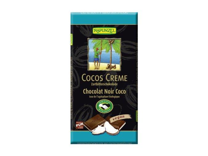 Cocos Creme ZB Schokol. gefül. 100 g