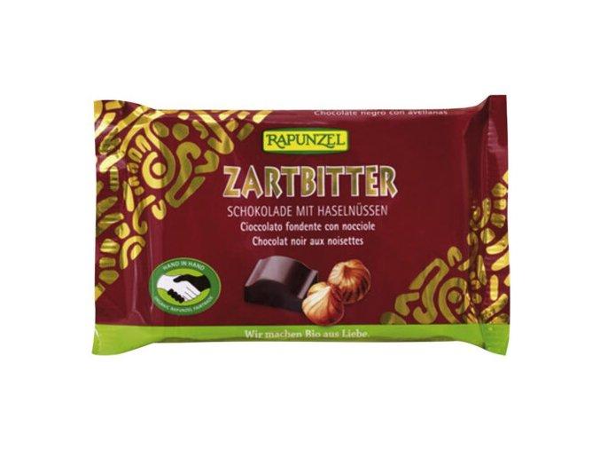 Schokolade Zartbitter Nuss 60% 100 g