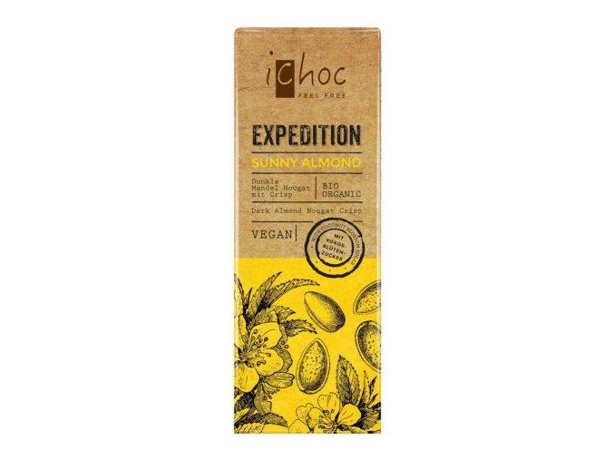iChoc Expedition Sunny Almond 50 g
