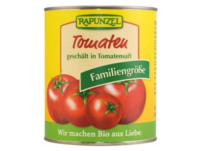 Tomaten geschält in der Dose 800 g