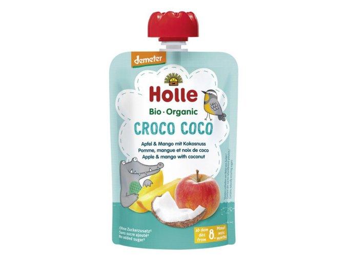 """BIO příkrm ovocný s kokosem """"Croco Coco"""" 100g"""