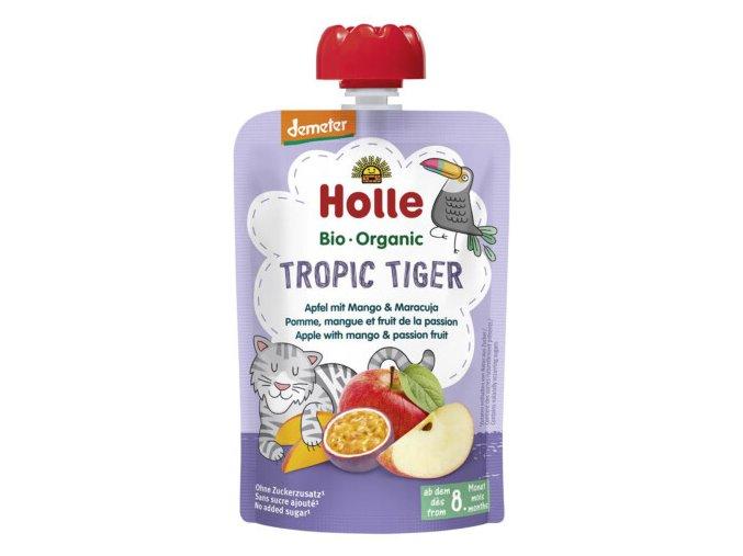 "BIO příkrm ovocný ""Tropic Tiger"" 100g"
