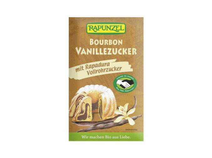 BIO vanilkový cukr 8g RAPUNZEL
