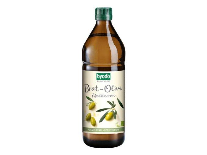 olivovy olej na smazeni byodo