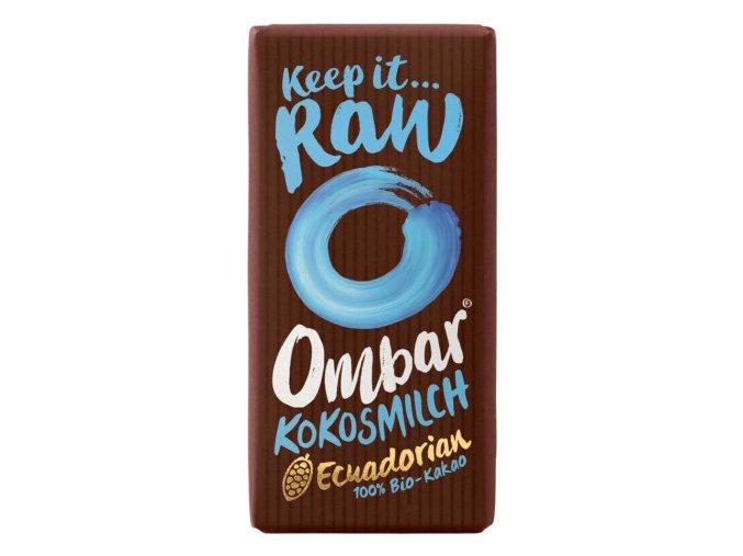 raw cokolada ombar