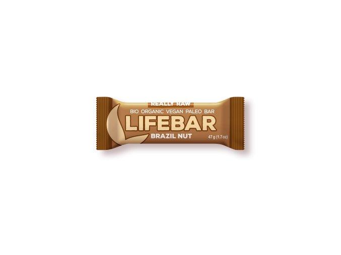 Lifebar brazilská BIO RAW