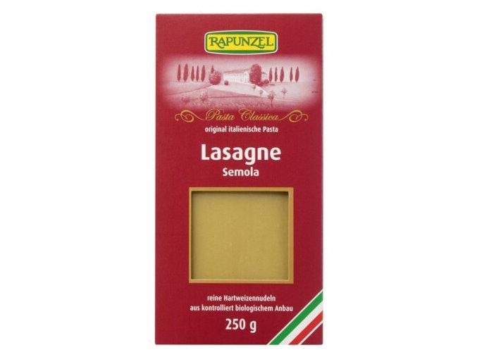 lasagne semola 250g rapunzel
