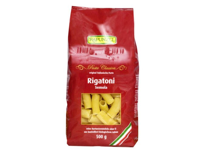 Rigatoni Semola 500g