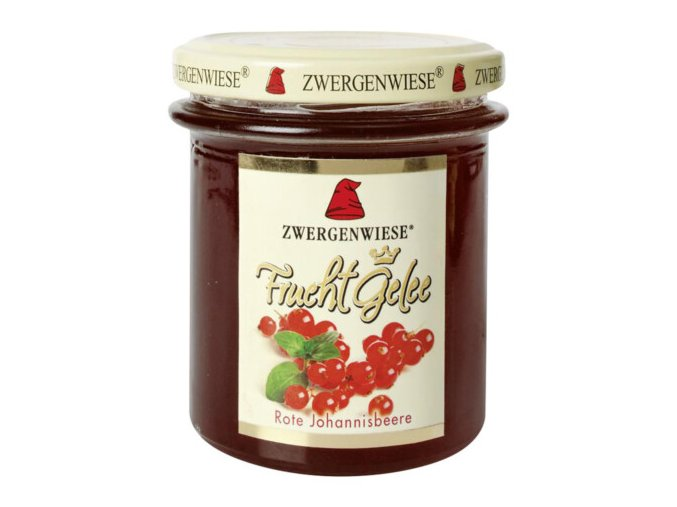 FruchtGelee rote Johannisbeere 195g