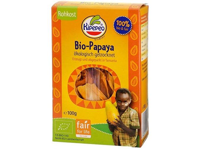 BIO Papaya sušená 100g
