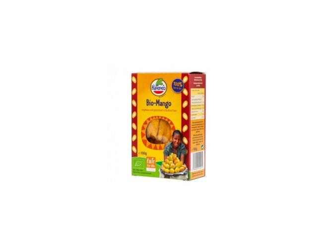 BIO Mango sušené 100g Kipepeo