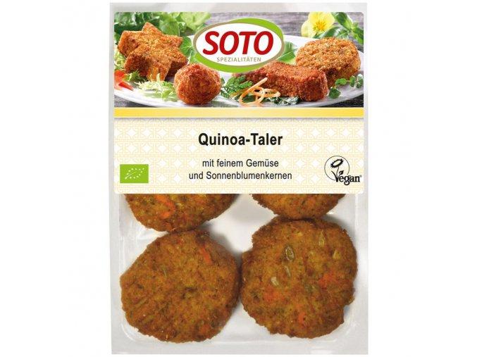 Quinoa taler vegan