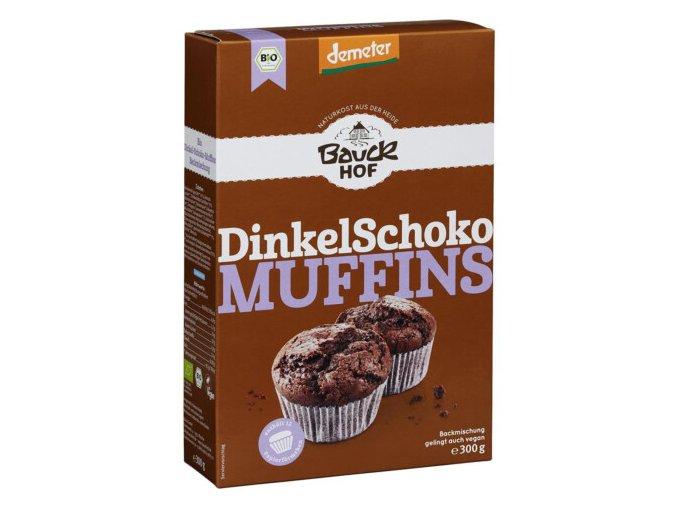 Dinkel Schoko Muffins 300 g