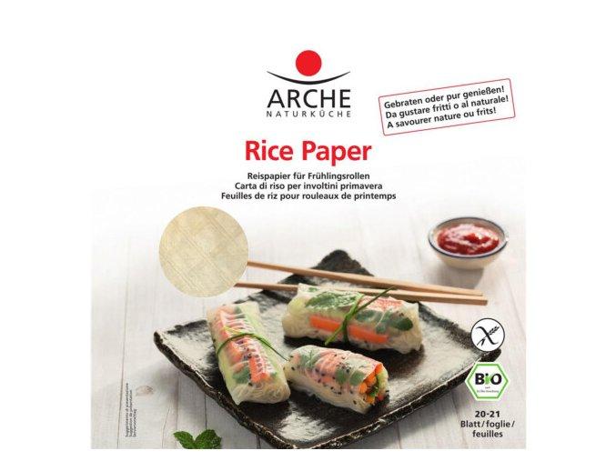 Rice Paper (20 21 Blatt) 150 g