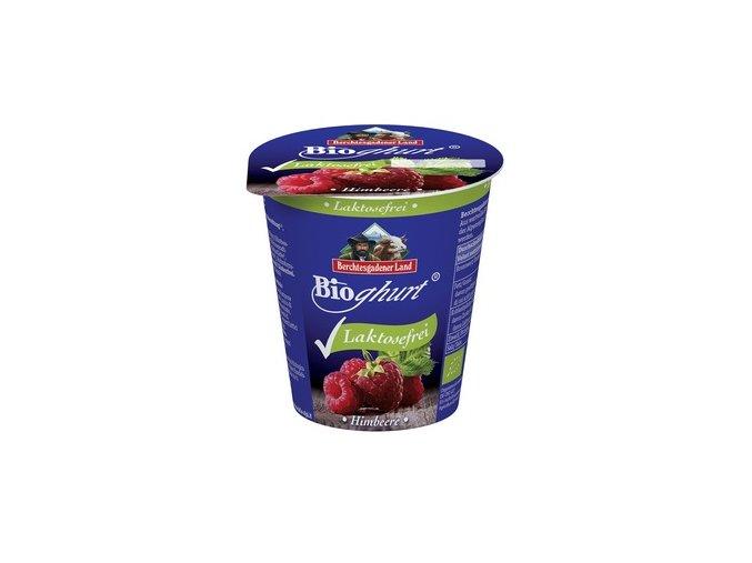 malinovy jogurt bez laktozy 150g BGL