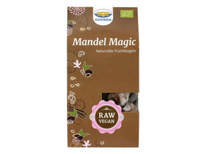 Mandel Magic Kugeln 120g