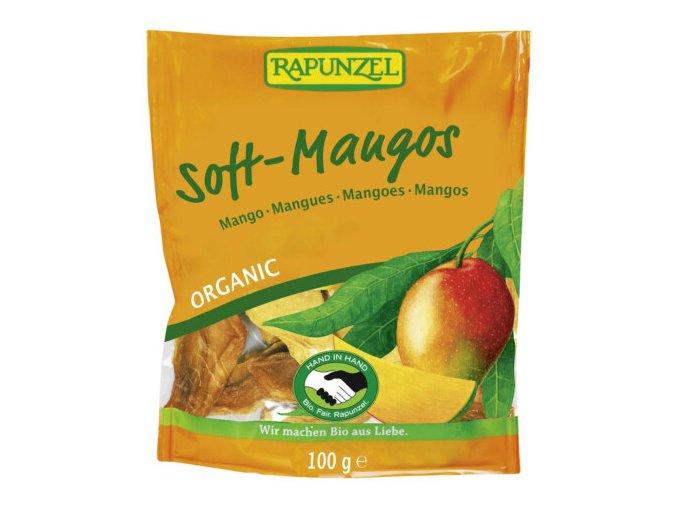 Soft Mangos getrocknet HIH 100 g