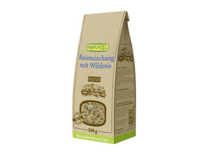 Reismischung mit Wildreis 500 g