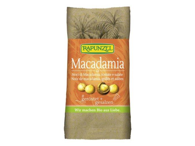 Macadamia Nusskerne geröstet 50 g