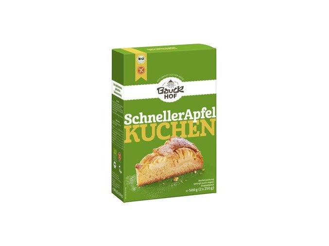 Schneller Apfel Kuchen