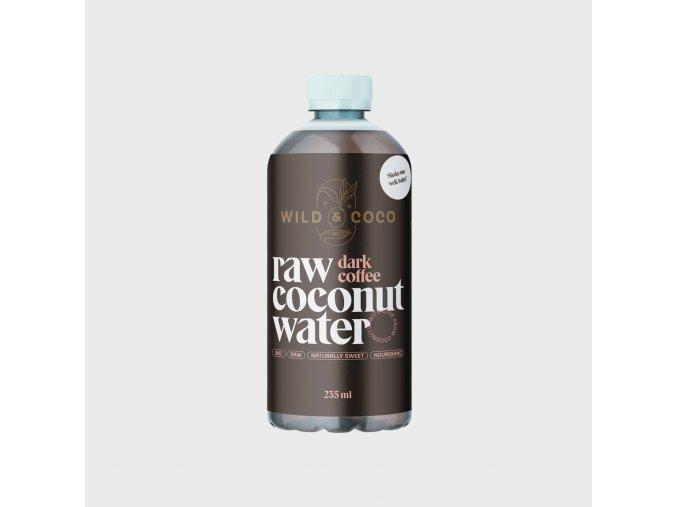 kokosova voda s kavou wild and coco