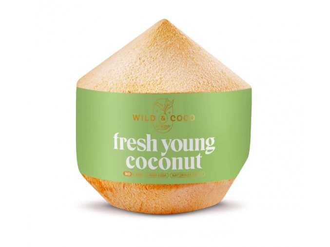 mlady kokos bio nam hom