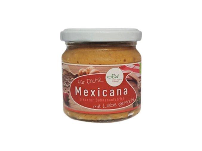 fazolova pomazanka mexicana