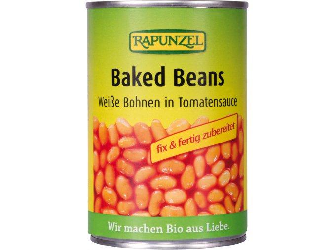 Bio pečené fazole RAPUNZEL 400g