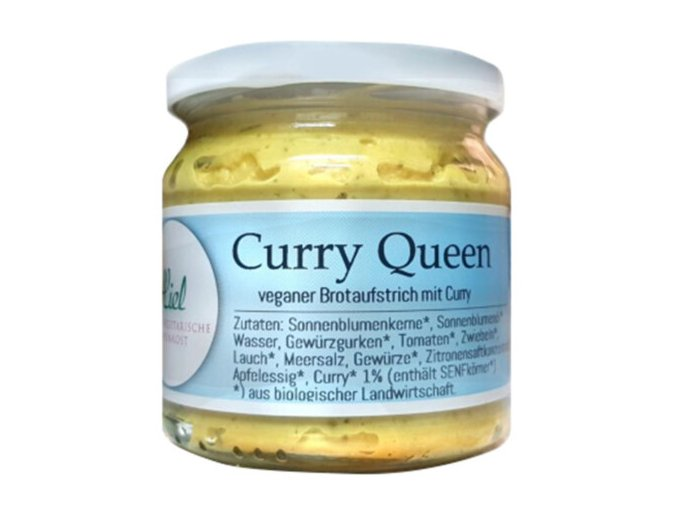 pomazanka curry queen