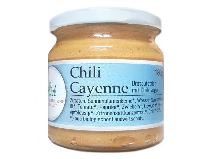 pomazanka chilli cayenne