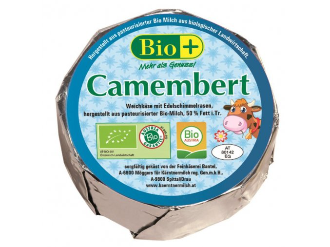 camembert bio+