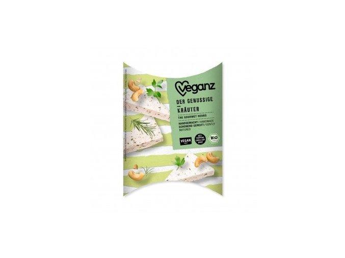 Veganz kesu syr bylinkovy 125g