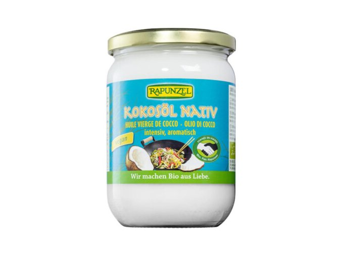 Kokosöl nativ 432 ml