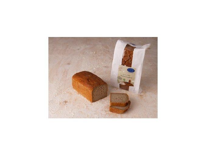 Buchweizenbrot glutenfrei 600g