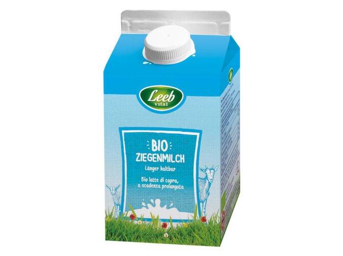 Ziegenmilch 0,5 l