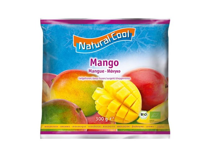 mango mrazene