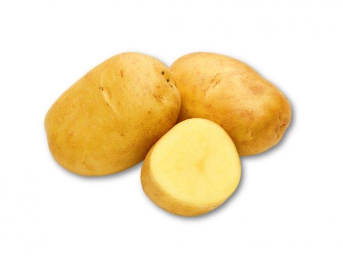 BIO Brambory žluté nové