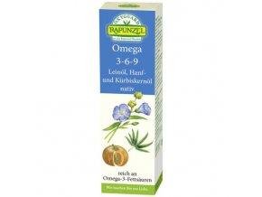 Olej omega 3 6 9 rapunzel