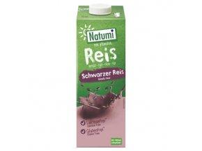 BIO nápoj z černé rýže bez lepku a laktózy 1l