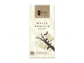 White Vanilla Rice Chocolate 80 g