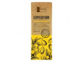 iChoc Expedition Sunny Almond 50 g