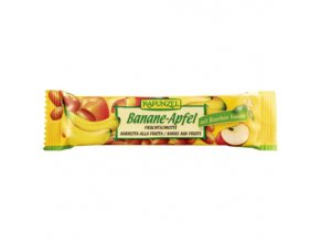 tycinka banan jablko 40g rapunzel